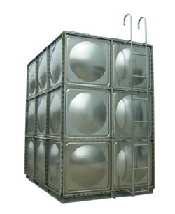 Stainless Steel Modular Storage Tank